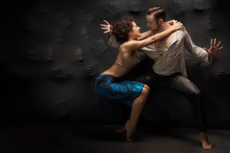 Школа контемпа Dance School приглашает в мир современного танца