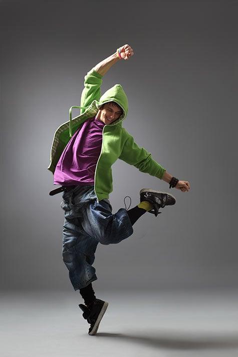 Школа танцев Hip-Hop