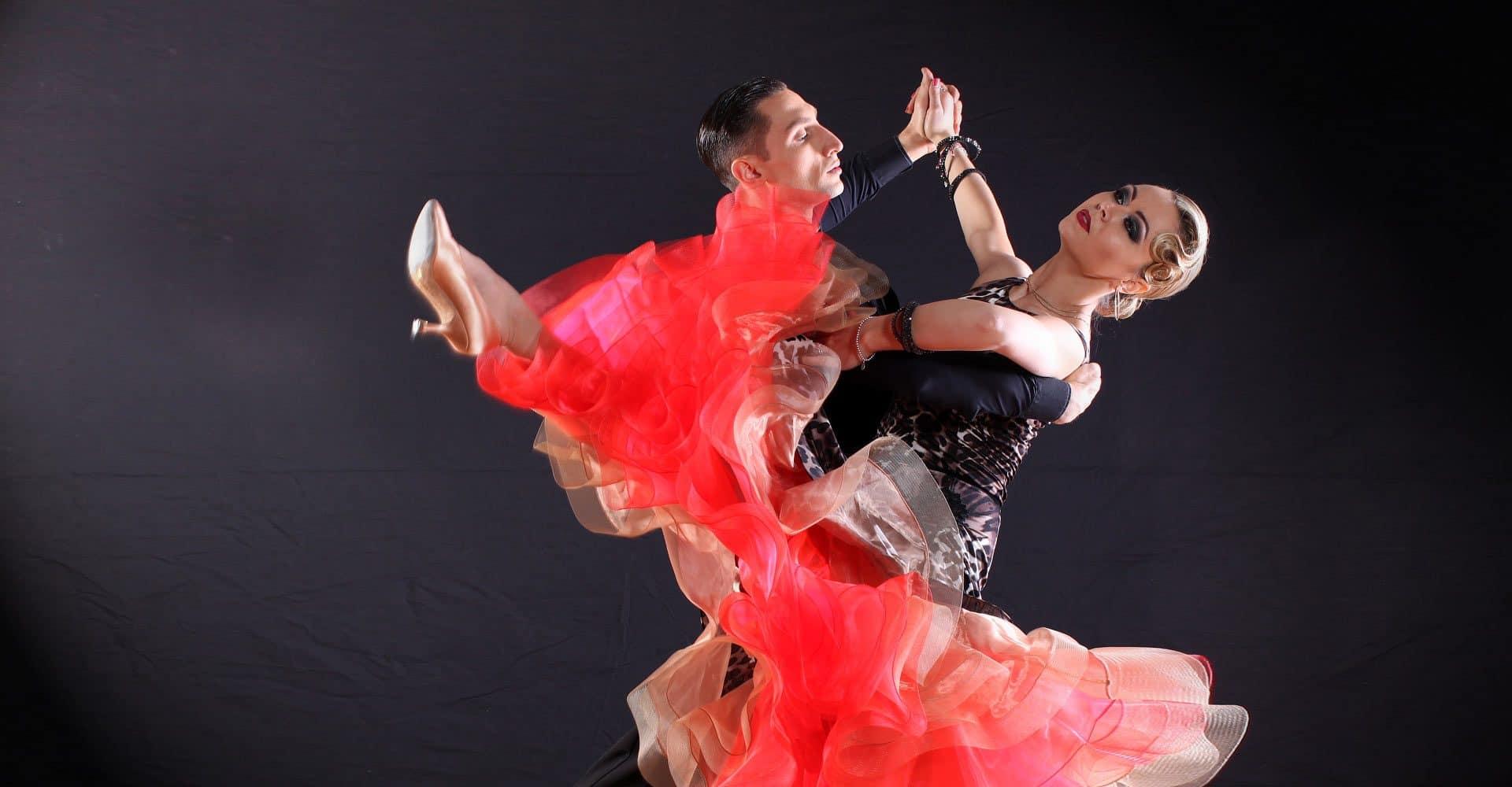 Европейские бальные танцы